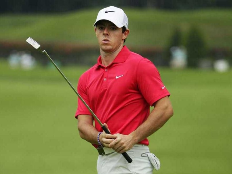 Rory McIlroy Barclays