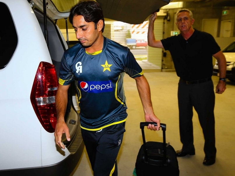 Saeed Ajmal Brisbane