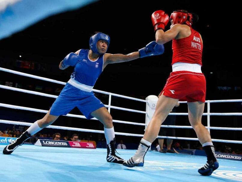 Sarita boxing 5