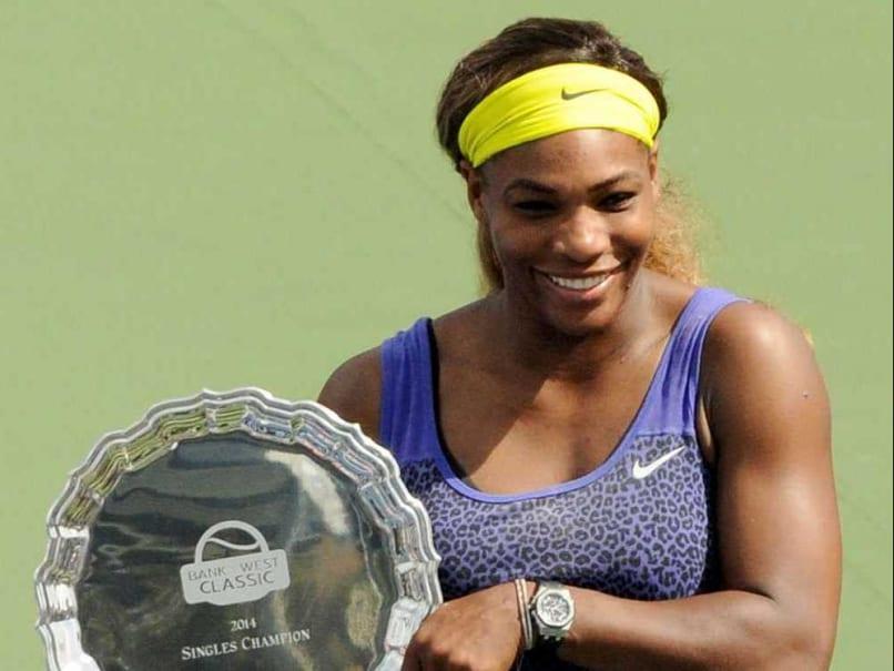 Serena Williams Stanford