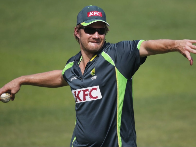 Shane Watson Ruled Out of Pakistan Series in UAE Due to Injury