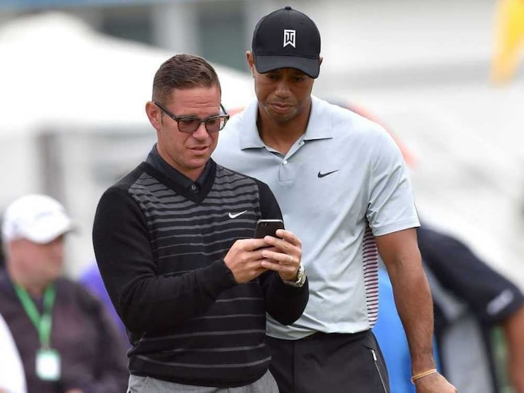 Tiger Woods Coach