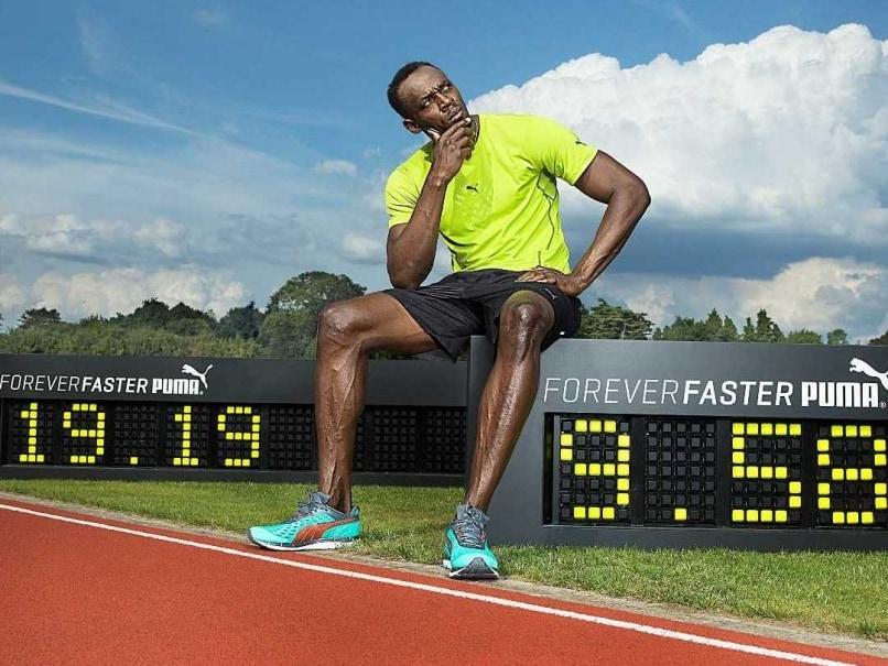 Usain Bolt Cricket