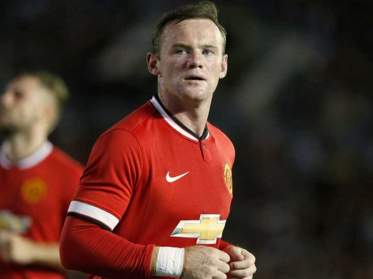 Wayne Rooney Manchester United captain