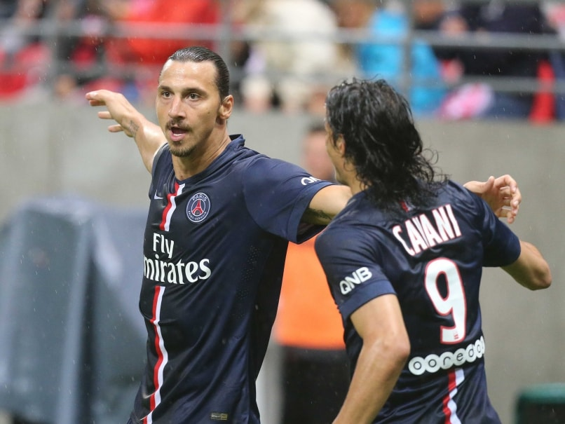 Zlatan Ibrahimovic Recovering Well From Heel Injury, Says Laurent