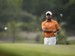 Anirban Lahiri Shoots 68, Finishes Ninth at Fortworth
