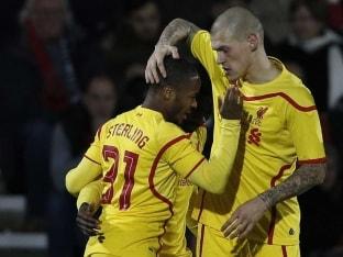 Liverpool F.C Set Up Chelsea F.C Clash in League Cup Semis