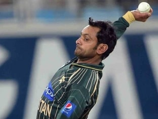 Mohammad Hafeez to Undergo Reassessment of Bowling Action