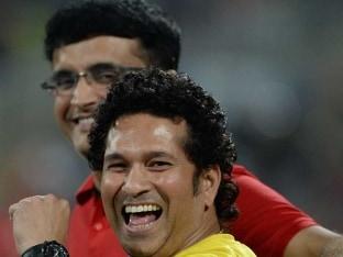 Sachin Tendulkar, Sourav Ganguly Vow Support for Football