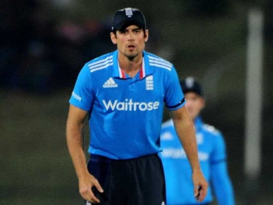 Cook Axed as England's ODI Captain, Morgan to Lead in World Cup: Reports