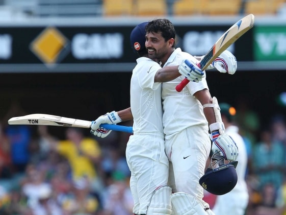 Murali Vijay Surprised With Brisbane Test Ton