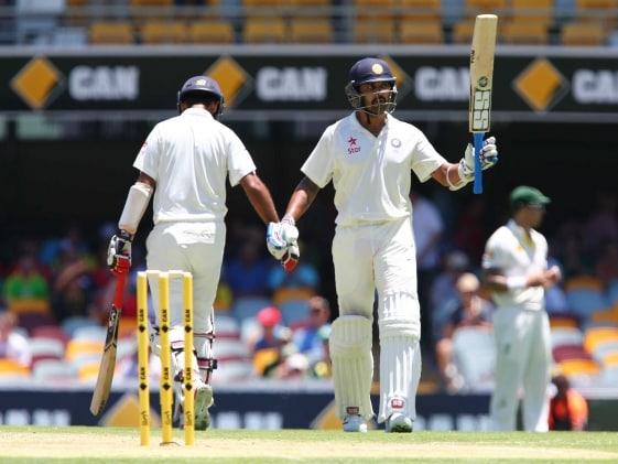 Murali Vijay Surprised With Brisbane Test Ton
