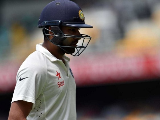 Brisbane Test: Rohit Sharma Disappointing in 1st Innings, Says Anil Kumble