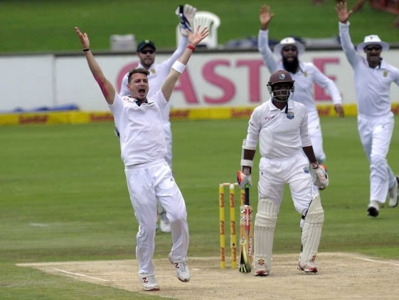 1st Test: Dale Steyn Grabs Six as West Indies Falter on Day 4