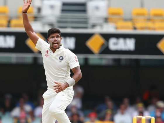 2nd Test: Umesh Puts India on Top, Steve Smith Fights on