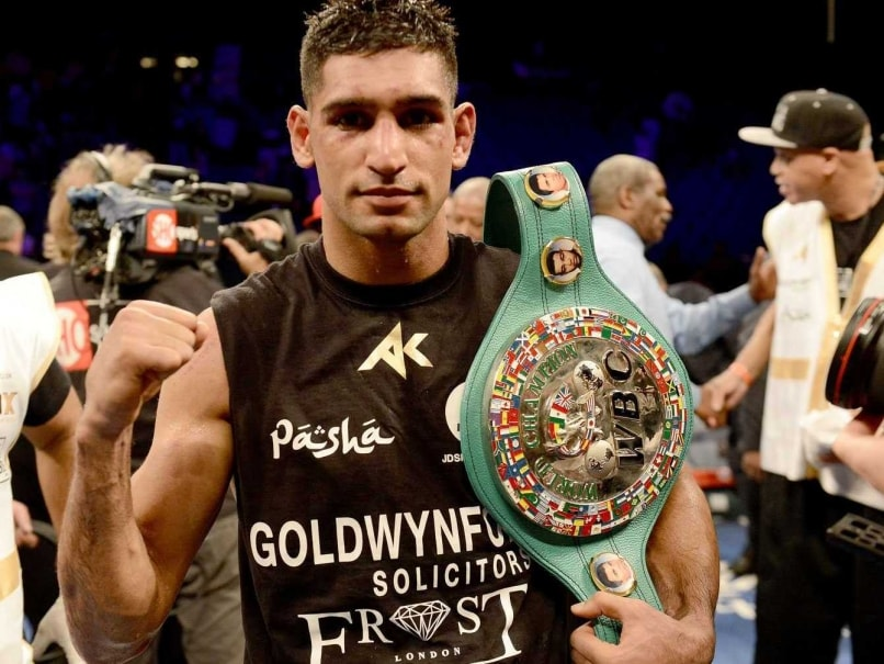Amir Khan, Two-Time World Champion, Keen To Fight Vijender Singh In India
