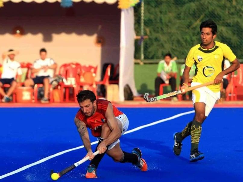 Hockey hockey chions trophy pakistan thrash argentina england hold