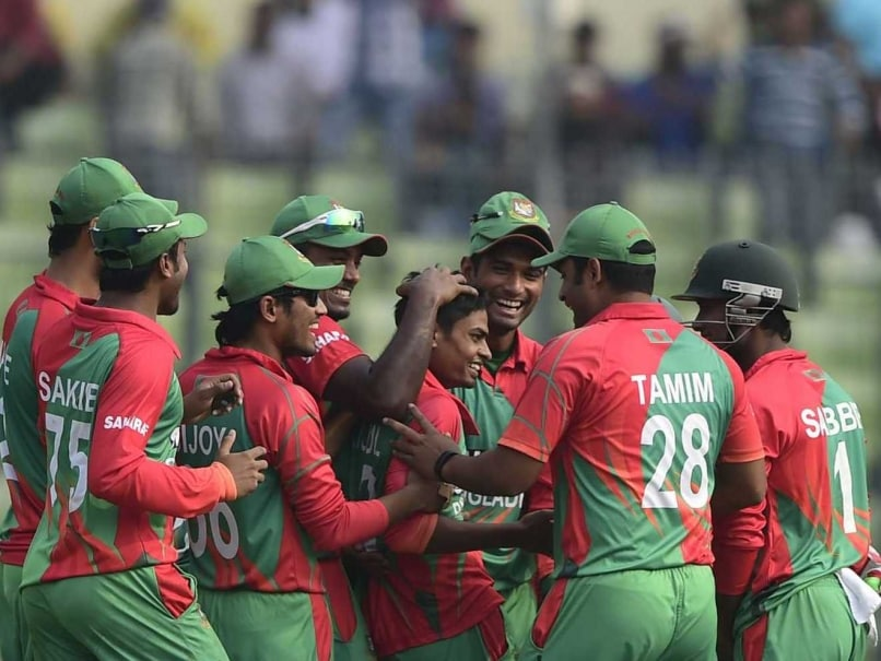 5th ODI: Taijul Islam Stars With Debut Hat-Trick as Bangl