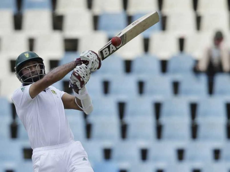 Amla Hits Double Ton, Van Zyl Slams Debut Ton as South Africa Dominate West Indies