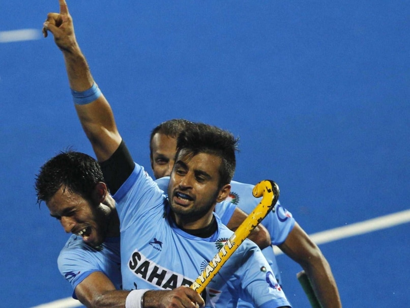 India Not Underdogs In World Hockey, Says Manpreet Singh
