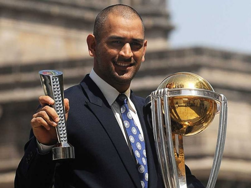 mps sing to wish ms dhoni amp co victory in the world cup
