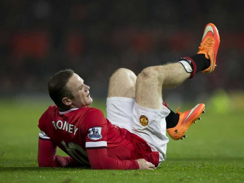 Wayne Rooney Injury History Wayne Rooney s Injury Not Serious Says Manchester United F C