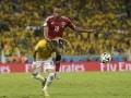 Zuniga a Coward for Neymar Challenge: Silva