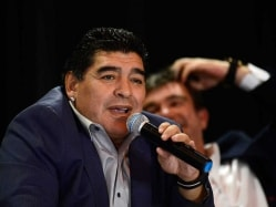 Diego Maradona Offers Praise on Golden Day for Napoli