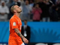 Dutch Fate Undeserved, Says Wesley Sneijder