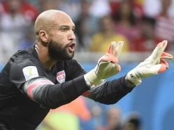 Injured Tim Howard Out for Six Weeks