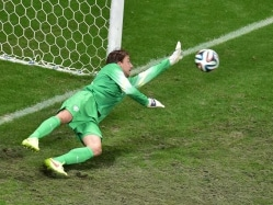 Tim Krul in Dreamland After Shoot-Out Switch