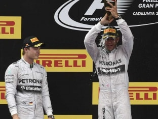 Double-Trouble Title Loss Would 'Suck', Says Lewis Hamilton
