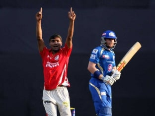 Kings XI Punjab's Sandeep Sharma to Miss CLT20 Due to Injury