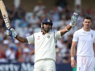 England vs India, 1st Test, Day 1: Murali Vijay's 122* Helps Tourists Dominate