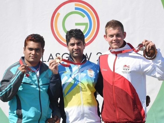 Commonwealth Games 2014: Abhinav Bindra Bags Gold in 10m Air Rifle Event