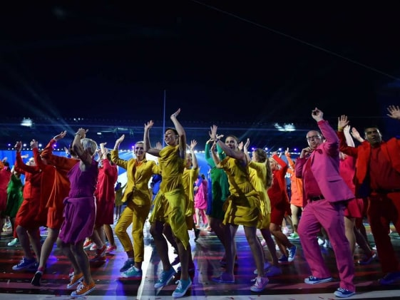 Commonwealth Games 2014 Opens in Colourful, Moving Ceremony