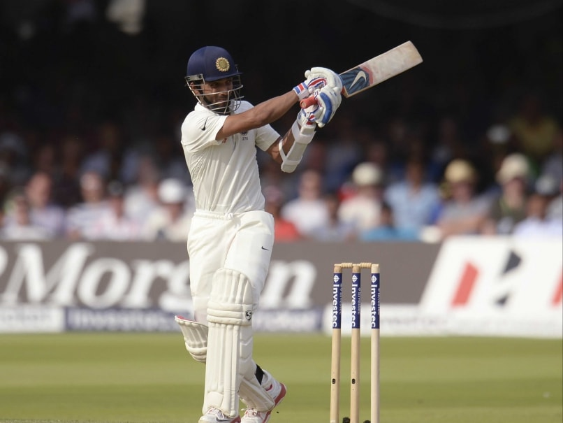 Rahane Rues Missed Chance, Says Dismissal Was Disappointing