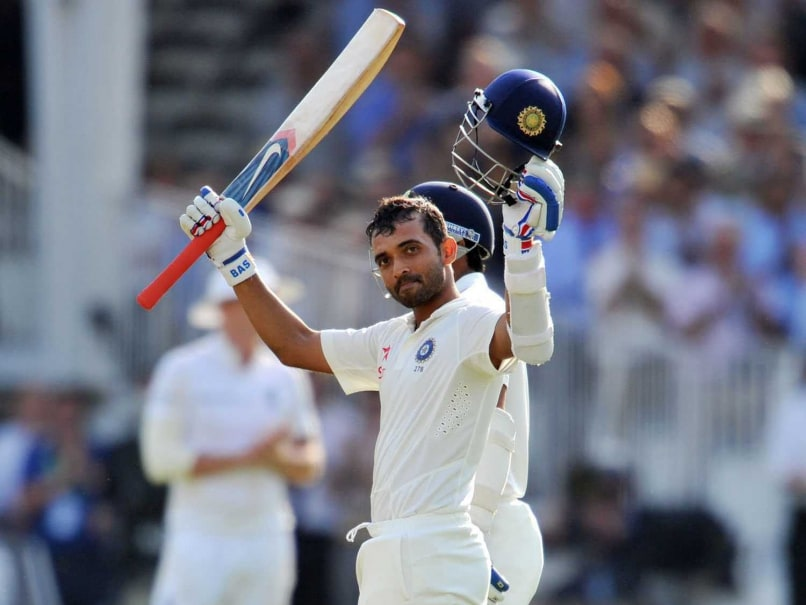 Rahane's Century Was the Difference at Lord's: Swann