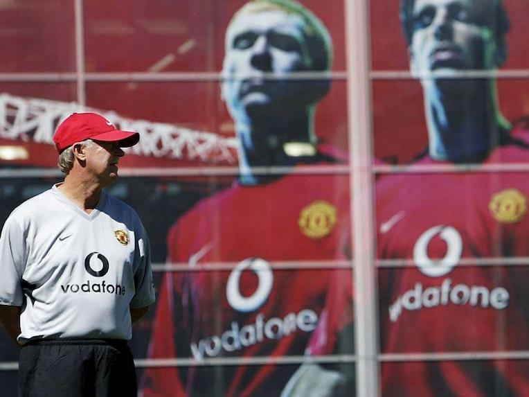 Alex Ferguson Nike 2