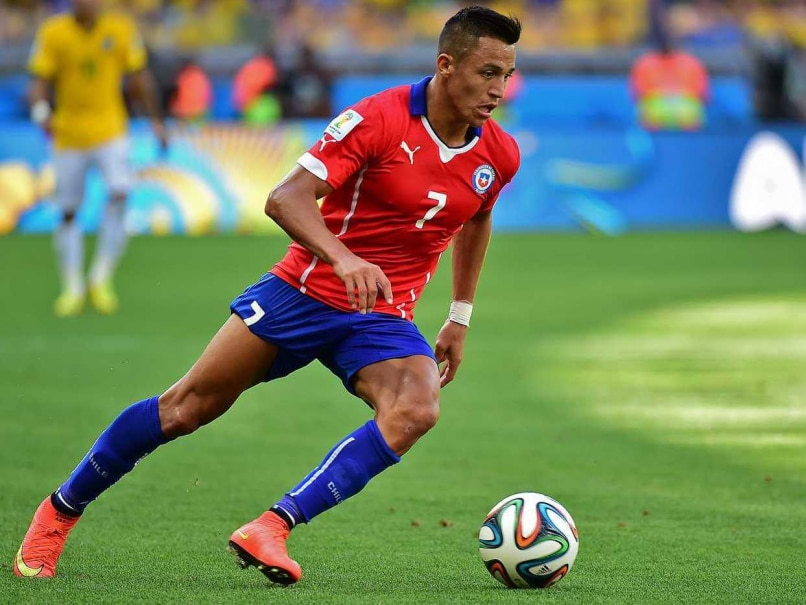 chile star alexis sanchez leaves barcelona for arsenal