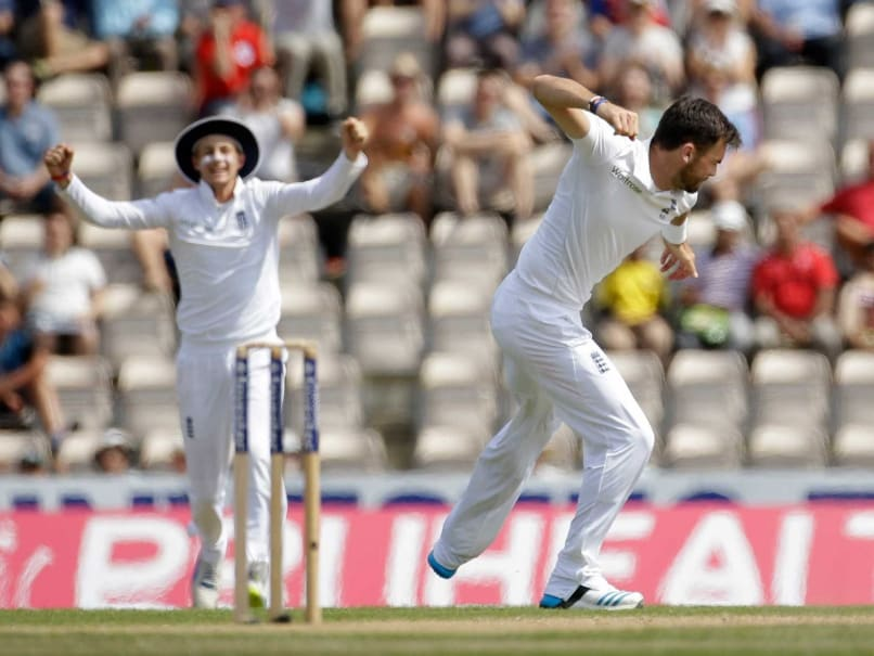 James Anderson Named in Unchanged England Squad
