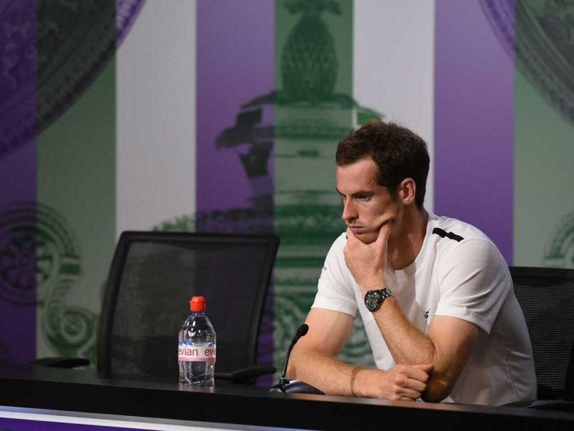 Andy Murray Wimbledon exit
