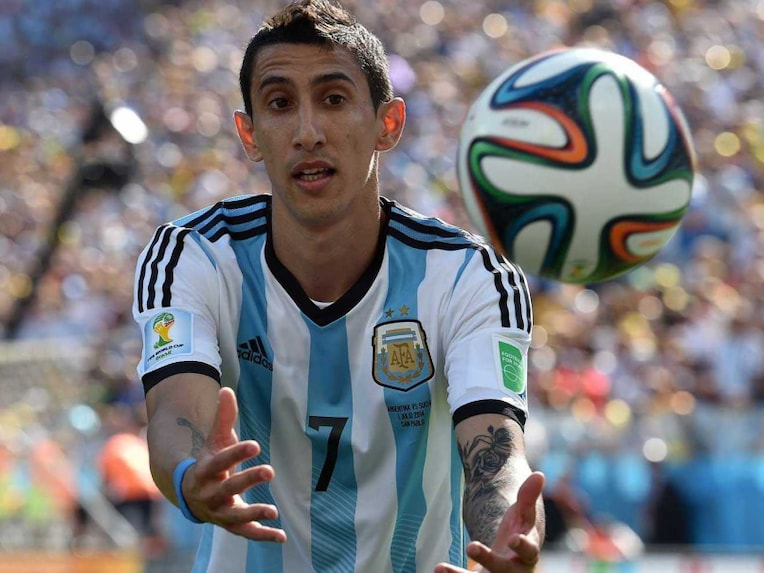 Angel di Maria World Cup