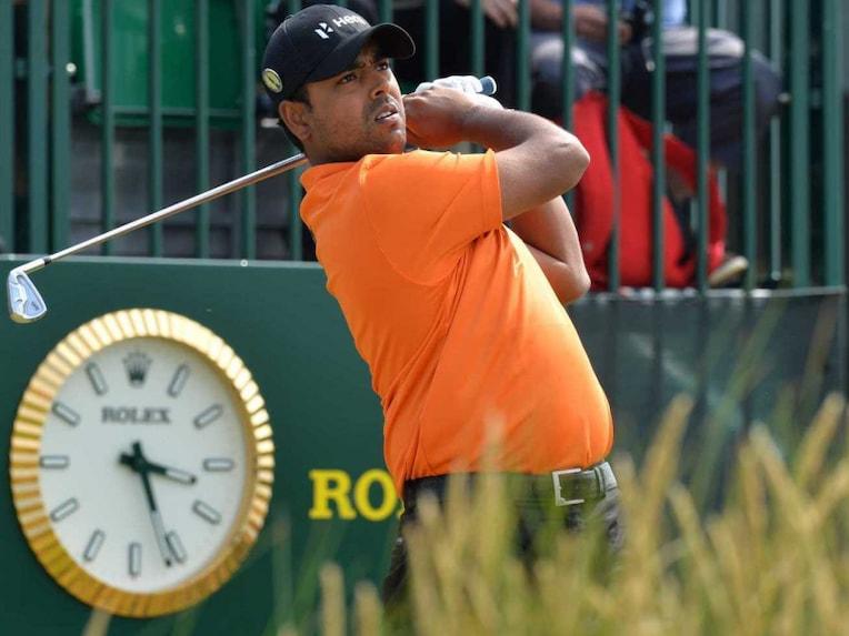 Anirban Lahiri British Open 2