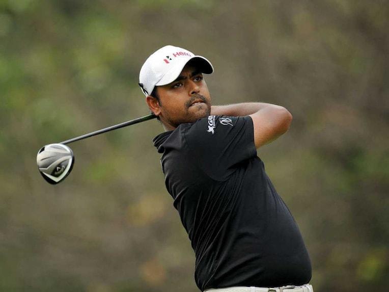 Anirban Lahiri India golf