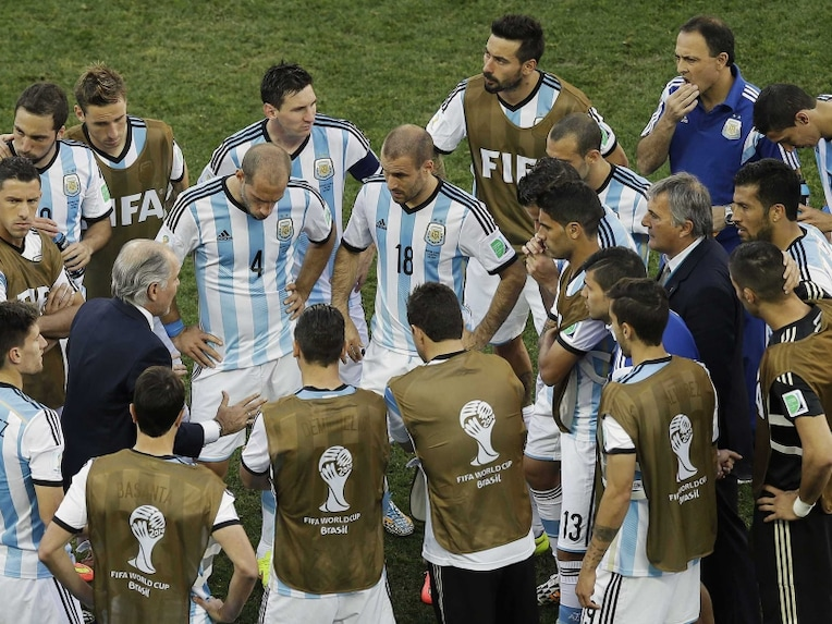 Argentina last 16 extra time