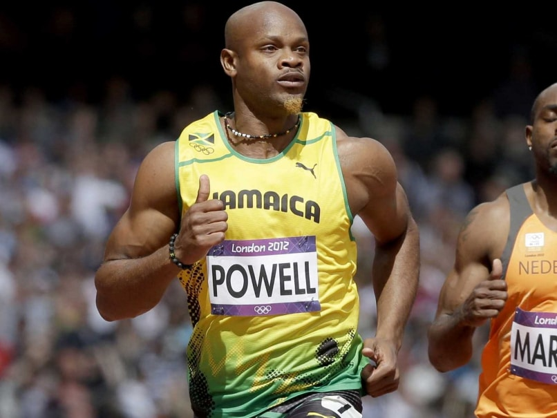 Asafa Powell ruled himself out of the Jamaican meet because of a weak stomach.