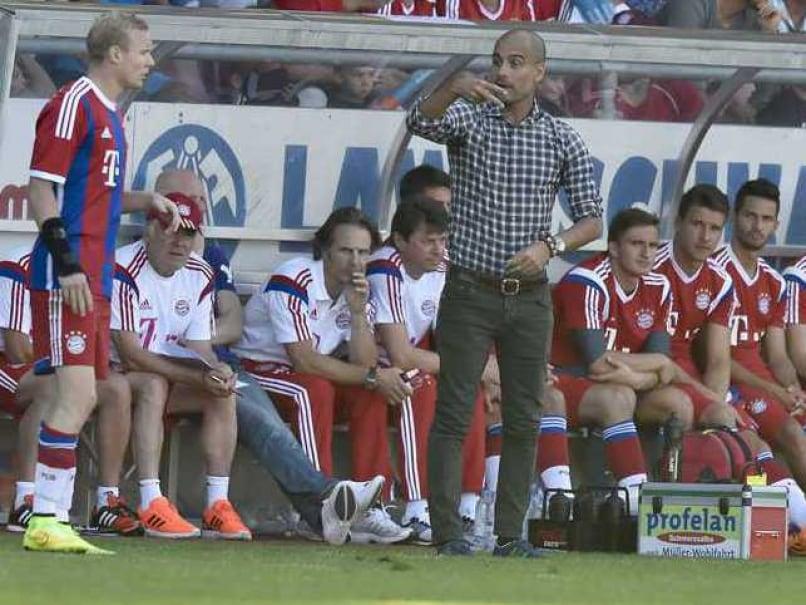Bayern Friendly Memmingen Germany