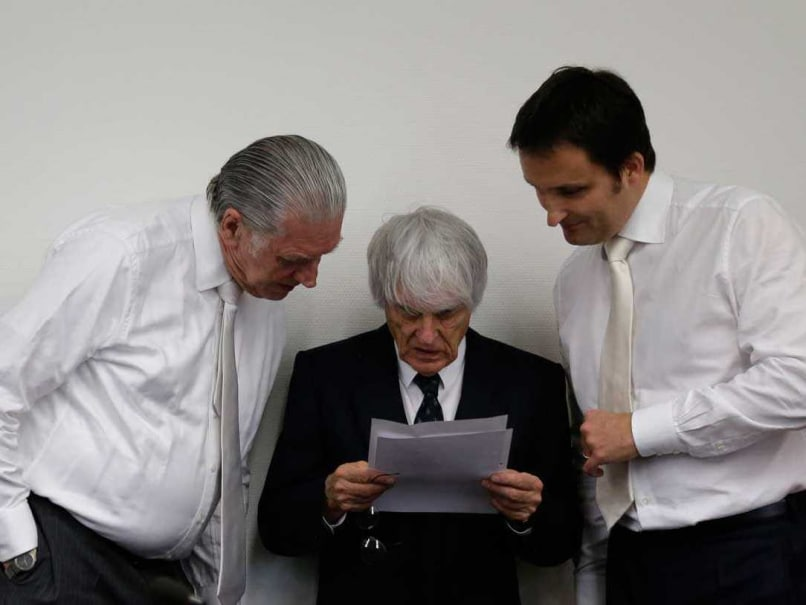 Bernie Ecclestone Offers 25 Million Euros to End German Trial