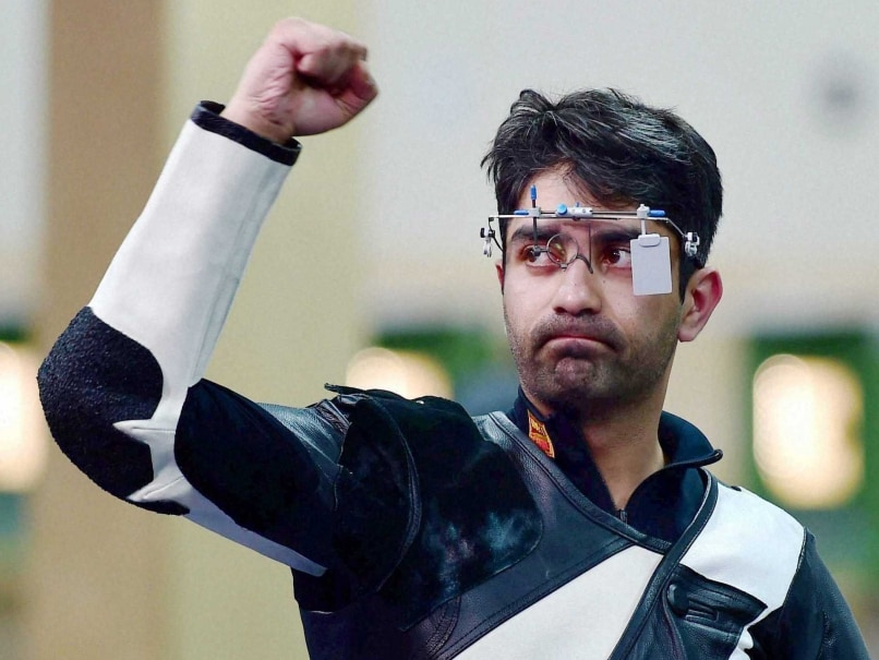 Nine Commonwealth Games Medals Enough for me, Says Abhinav Bindra